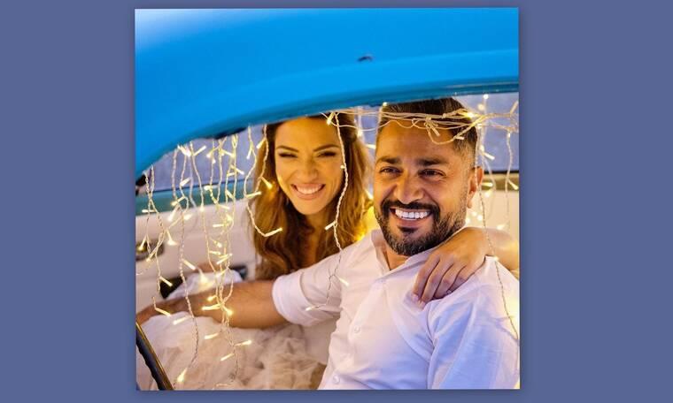 Λασκαράκη – Σουλτάτος: Γιόρτασαν ένα χρόνο από το γαμήλιο πάρτι στη Νάξο!