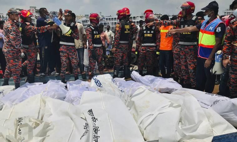 Τραγωδία: Πνίγηκαν 32 άνθρωποι μέσα σε 20 δευτερόλεπτα