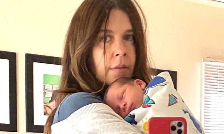 Κατερίνα Μουτσάτσου: Οι τελευταίες φώτο του μωρού της είναι απλά υπέροχες