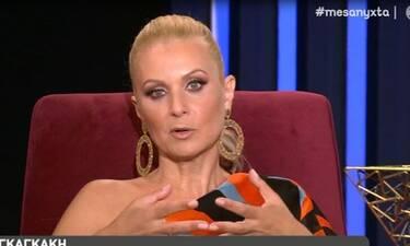 Κατερίνα Γκαγκάκη: Η ανακοίνωση που δεν περιμέναμε- Τέλος η tv!