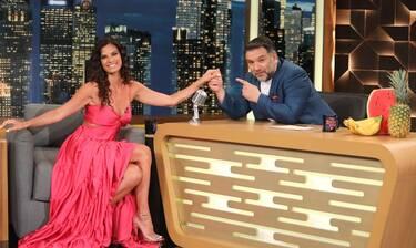 The 2Night Show: Μπόμπα – Ζυγούλη στο πλατό του Γρηγόρη