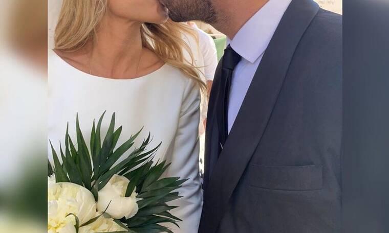 Νικητής talent show παντρεύτηκε κάτω από άκρα μυστικότητα - Η πρώτη φωτό