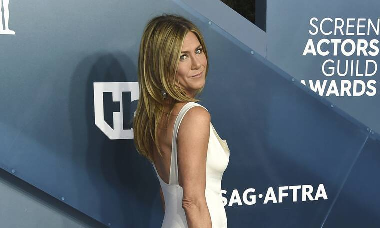 Jennifer Aniston: Δες τη χωρίς ίχνος μακιγιάζ στα 51 της