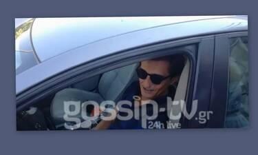 Μενεγάκη: Ο Κουτσογιαννόπουλος στο gossip-tv- H ιδιαίτερη ευχή μετά το φινάλε