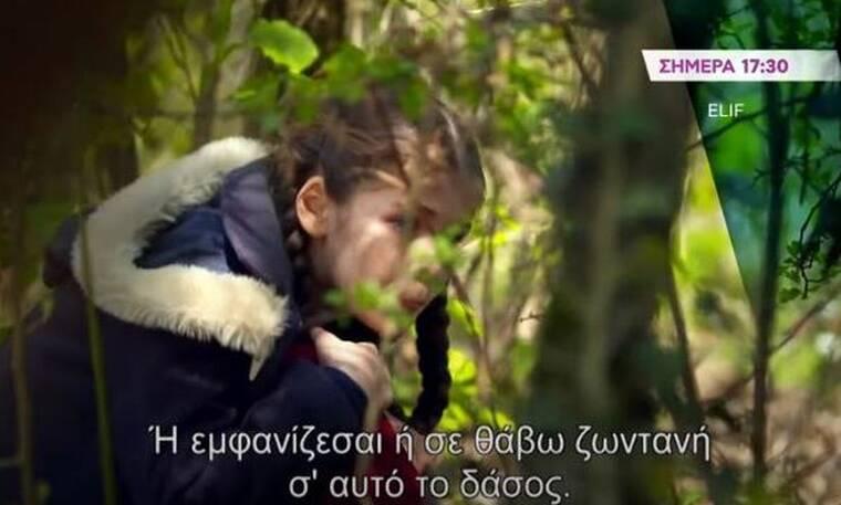 Elif: Η Ελίφ κρύβεται στο δάσος και προσεύχεται να μην τη βρει η Αρζού