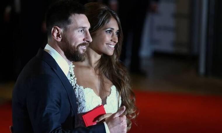 Λιονέλ Μέσι: Το αδημοσίευτο βίντεο από το γάμο του