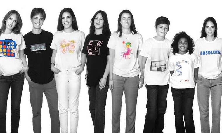 Οκτώ Έλληνες καλλιτέχνες ενισχύουν την Ένωση «Μαζί για το Παιδί»