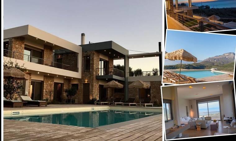 Αυτός ο πολυτελέστατος ξενοδοχειακός παράδεισος ανήκει σε Έλληνες ηθοποιούς!