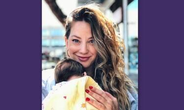 Εύα Τσάχρα: Έτσι είναι το σώμα της λίγους μήνες μετά τη γέννα (Photos)