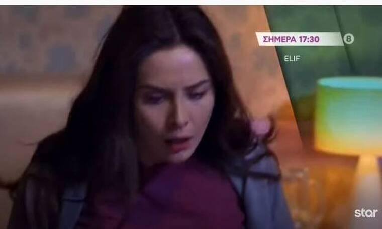Elif: Η Μελέκ χειροτερεύει!