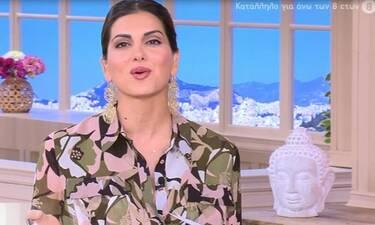 Σταματίνα Τσιμτσιλή: Κι όμως απάντησε σε αρνητικό σχόλιο follower on air