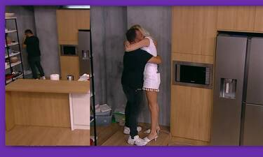 Βασίλης Καλλίδης: Τέλος από το Πρωινό – Η αγκαλιά της Σκορδά και τα δάκρυα!