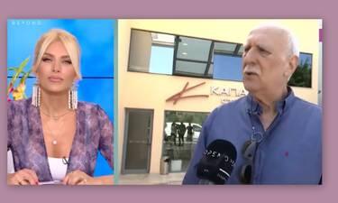 Γιώργος Παπαδάκης: «Στην εκπομπή είχαμε κρούσμα κορονοϊού»