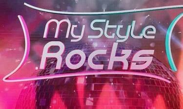 My Style Rocks: Πρώην παίκτρια στη Μύκονο με το αγόρι της! (video)