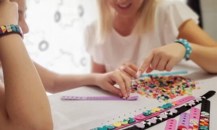 DOTS για παιδιά που λατρεύουν να είναι δημιουργικά!