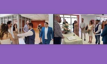 Τσαλίκης: Πάντρεψε ζευγάρι με μάρτυρες τον Αρναούτογλου και τον Λιανό!