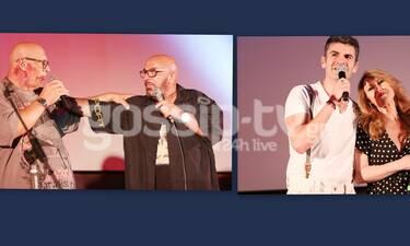 Επιτυχημένοι καλλιτέχνες τραγούδησαν για καλό σκοπό! (Photos)