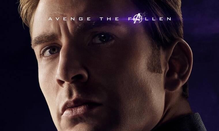 Η δήλωση του Chris Evans για τον Captain America έναν χρόνο μετά το Endgame