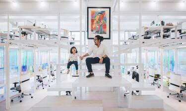 Έτσι μοιάζουν τα πιο πολυτελή γραφεία του κόσμου
