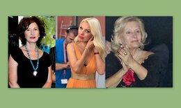 Ελένη Μενεγάκη: Η μαμά και η πεθερά της κάνουν διακοπές μαζί (Photos)