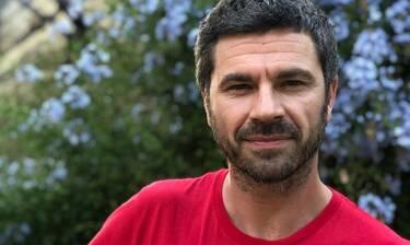 Χρήστος Βασιλόπουλος: Είναι απίστευτο το πόσο τού μοιάζει ο γιος του!