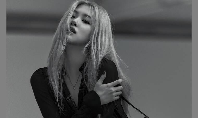 Η Rosé των Blackpink της K-pop είναι το νέο πρόσωπο του Yves Saint Laurent