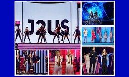 Τηλεθέαση: Τι νούμερα σημείωσε ο λαμπερός ημιτελικός του J2US; (Photos)