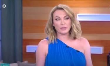 Τατιάνα Στεφανίδου: Ανακοίνωσε το τέλος της συνεργασίας της από τον ΣΚΑΪ!