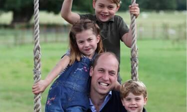 George-Louis: Ο λόγος που τσακώθηκαν γιοί της Kate Middleton θα σε κάνει να λιώσεις