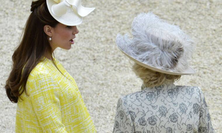 KateMiddleton και βασίλισσα Ελισάβετ: Η συνωμοσία κατά της Meghan