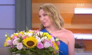 Τατιάνα Στεφανίδου: Έτσι αποχαιρέτησε τους τηλεθεατές της στον ΣΚΑΪ