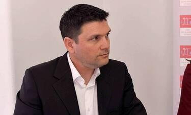 Ντίνος Σιωμόπουλος: Θα γίνει μπαμπάς σε δυο μήνες!