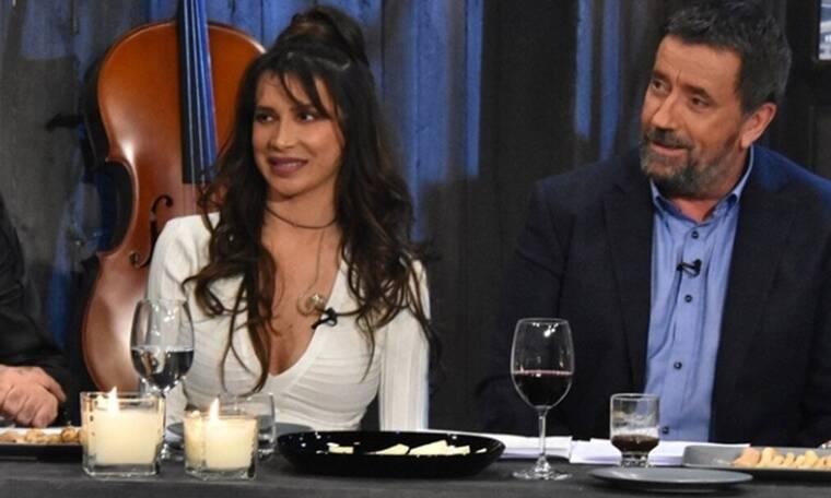 Σπύρος Παπαδόπουλος: «Στην πρώτη εκπομπή με την Πάολα έπεσαν να με φάνε»