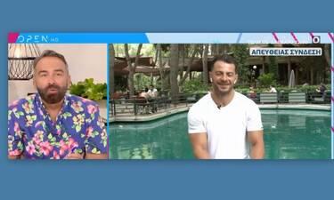 Γιώργος Αγγελόπουλος: Θα τον δούμε ή όχι στο «Bachelor»; (Video)