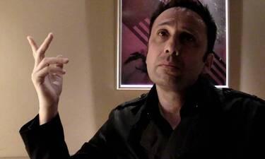 Ρένος Χαραλαμπίδης: Σιγά σιγά καταλαβαίνω ότι η τηλεόραση δεν μου ταιριάζει