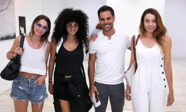 Οι celebrities λατρεύουν την Εικαστική Τέχνη και το αποδεικνύουν! (photos)