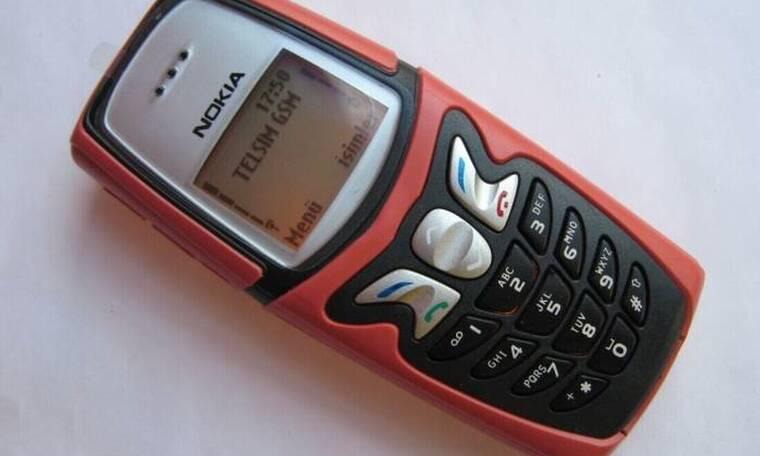 Τα θυμάσαι; Τα εμβληματικά κινητά στις αρχές των 00's