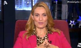 Όσα είπε η Ελεονώρα Μελέτη στο φινάλε της εκπομπής της! (video)