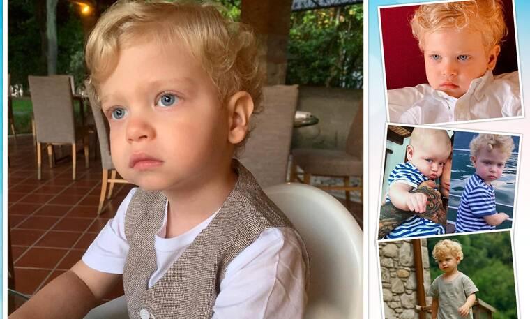 Αυτός ο άγγελος είναι ο γιος διάσημης δισεκατομμυριούχου! (photos)