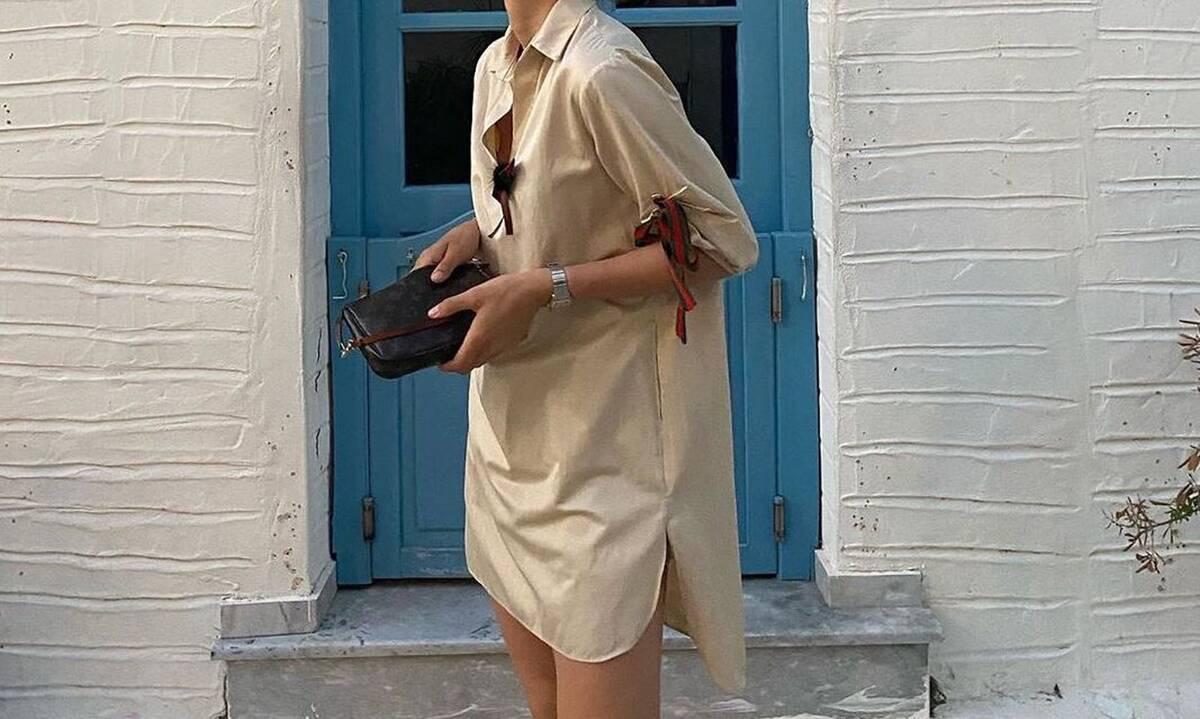 Κορίτσι του GNTM ποζάρει topless και φέρνει… «καύσωνα»