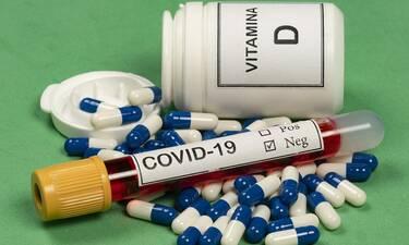 Βιταμίνη D: Πόσο επιζήμια είναι η έλλειψη σε ασθενείς με κορονοϊό