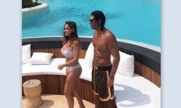 Ο Γιάννης Σπαλιάρας είναι στην Κρήτη με την πιο sexy Σλοβάκα - Ποια είναι;