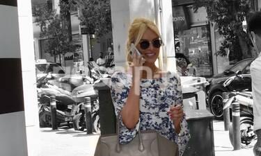 Το street look της Κατερίνας Καινούργιου που θα θες σίγουρα να υιοθετήσεις!