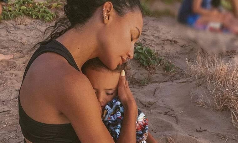 Naya Rivera: Η τελευταία ανάρτηση με τον γιο της πριν την εξαφάνισή της (pics)