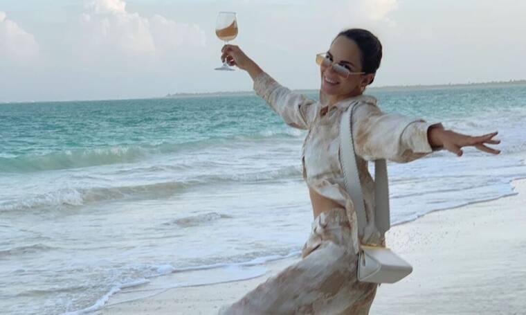 Πατρίτσια Μίλικ Περιστέρη: Η καταπληκτική ζωή της στο Μεξικό μέσα από photos