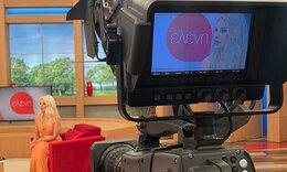 Ελένη Μενεγάκη: Πώς κατάφερε να αφήσει ανοιχτή τη... λεωφόρο της Δόξας!