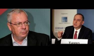 Σταμάτης Μαλέλης και Γιάννης Μιχελάκης στα ηνία του MEGA