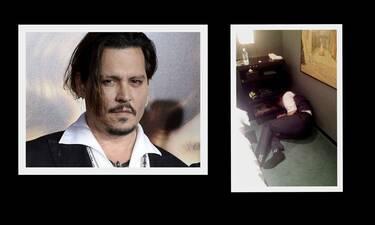Johnny Depp:Σοκάρουν οι νέες φωτό που τον δείχνουν «λιώμα» από τα ναρκωτικά