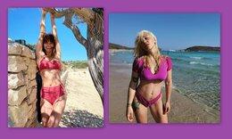 Αναστασοπούλου - Παπαγεωργίου: Με το φόρεμα! Σε ποια ταιριάζει καλύτερα;