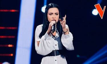 Μετά το «The Voice» κυκλοφόρησε το νέο της cover (Video)